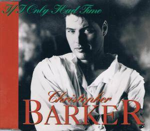 Cover - Christopher Barker: If I Only Had Time