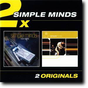 Cover - Simple Minds: Neon Lights / Cry