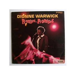 Cover - Dionne Warwick: Promises, Promises
