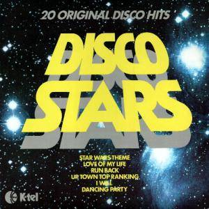Cover - Ruby Winters: Disco Stars - 20 Original Disco Hits