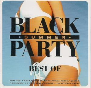 Best Of Black Summer Party - Cover