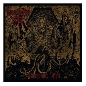 Nocturnal Witch: Summoning Hell - Cover