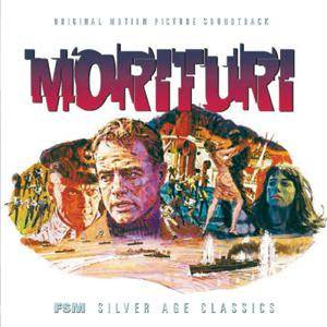 Jerry Goldsmith: Morituri/Raid On Entebbe - Cover