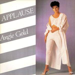 Angie Gold: Applause - Cover