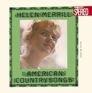 Cover - Helen Merrill: American Country Songs