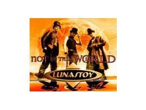 Lunastoy: Not In This World - Cover