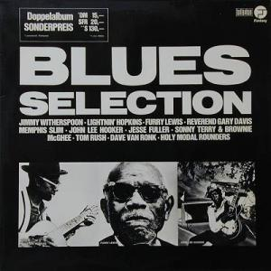Blues Selection - Cover