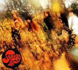 Spooky Tooth: It's All About - Cover