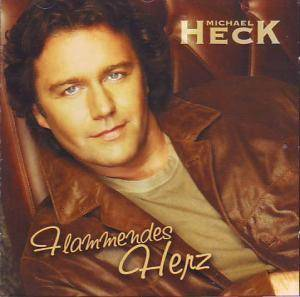 Cover - Michael Heck: Flammendes Herz