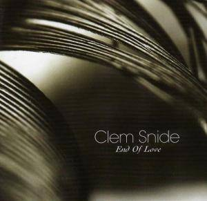 Cover - Clem Snide: End Of Love