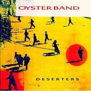 Cover - Oysterband: Deserters