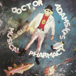Adamski: Doctor Adamski's Musical Pharmacy - Cover