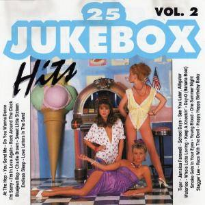 Cover - Jody Reynolds: 25 Jukebox Hits Vol. 2