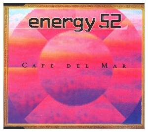 Cover - Energy 52: Café Del Mar