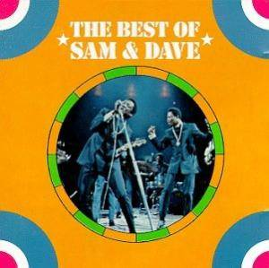 Sam & Dave: Best Of Sam & Dave, The - Cover