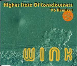 Wink: Higher State Of Consciousness - Cover