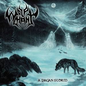 Wolfchant: Pagan Storm, A - Cover