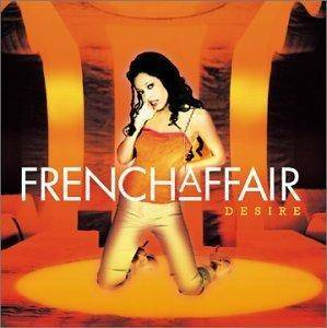 Cover - French Affair: Desire