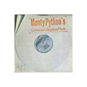 Cover - Monty Python: Monty Python's Contractual Obligation Album