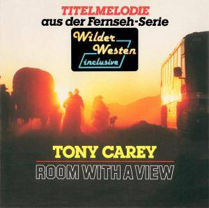 Tony Carey: Room With A View - Cover