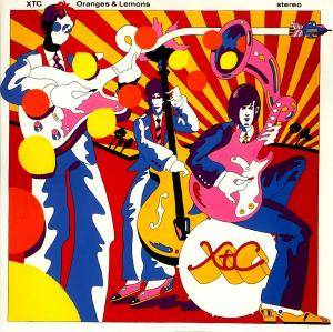 Cover - XTC: Oranges & Lemons