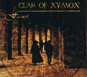 Clan Of Xymox: Farewell - Cover