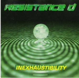 Cover - Resistance D: Inexhaustibility