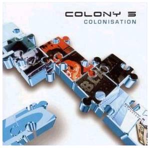 Cover - Colony 5: Colonisation