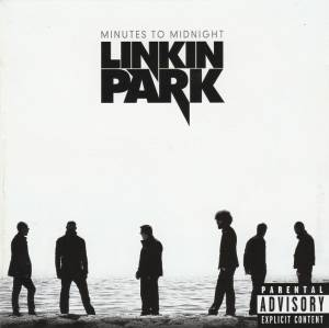 Cover - Linkin Park: Minutes To Midnight