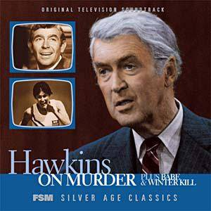 Jerry Goldsmith: Hawkins On Murder / Winter Kill / Babe - Cover