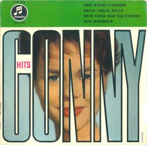 Conny Froboess: Conny Hits - Cover