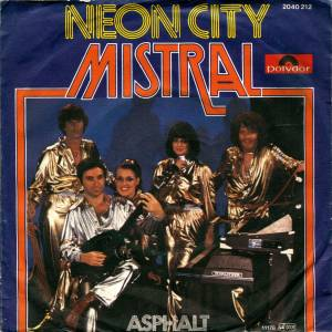Cover - Mistral: Neon City