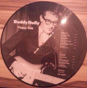 Cover - Buddy Holly: Peggy Sue