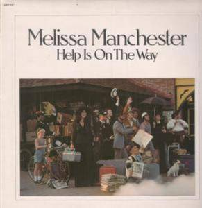 Cover - Melissa Manchester: Help Is On The Way