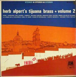 Herb Alpert & The Tijuana Brass: Volume 2 (LP) - Bild 1