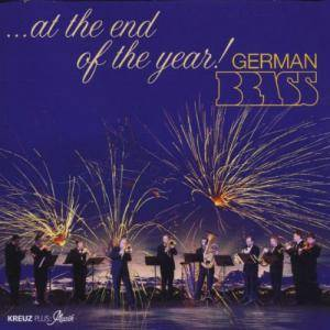 Cover - Herman Hupfeld: German Brass: ...At The End Of The Year!