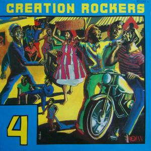 Creation Rockers 4 - Cover
