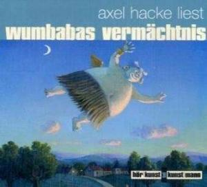 Axel Hacke: Wumbabas Vermächtnis - Cover