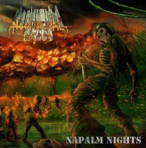 Nocturnal Breed: Napalm Nights - Cover