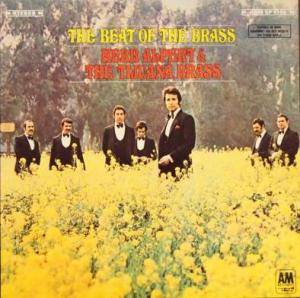 Cover - Herb Alpert & The Tijuana Brass: Beat Of The Brass, The