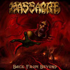 Massacre: Back From Beyond - Cover