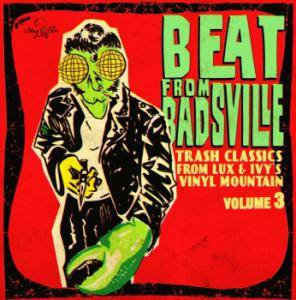 Cover - Bobbettes, The: Beat From Badsville Vol. 3