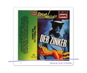 Cover - Edgar Wallace: (12) Der Zinker
