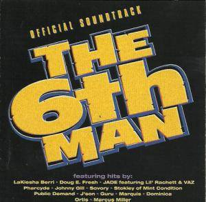 Cover - Pharcyde, The: 6th Man, The