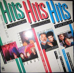 Cover - Art Of Noise Feat. Duane Eddy, The: Hits Yesterday - Hits Today - Hits Tomorrow