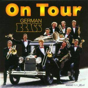 Cover - Donald Heywood & Will Marion Cook: German Brass: On Tour