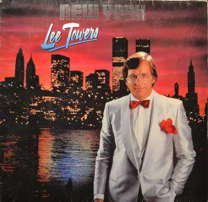 Cover - Lee Towers: New York