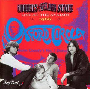 The Oxford Circle: Live At The Avalon - Cover