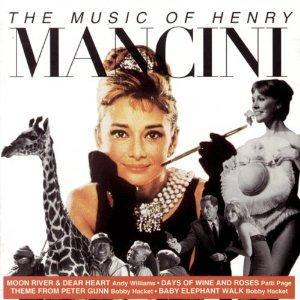 Music Of Henry Mancini, The - Cover