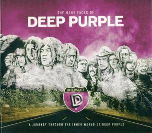 Cover - Nick Simper's Fandango: Many Faces Of Deep Purple - A Journey Through The Inner World Of Deep Purple, The